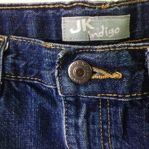 J Crew Indigo Boys Jeans 12Husky